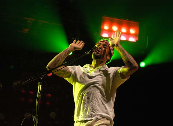 Ben Harper Live at Lollapalooza [GALLERY] 5