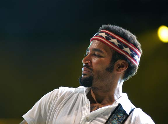Ben Harper Live at Lollapalooza [GALLERY] 12