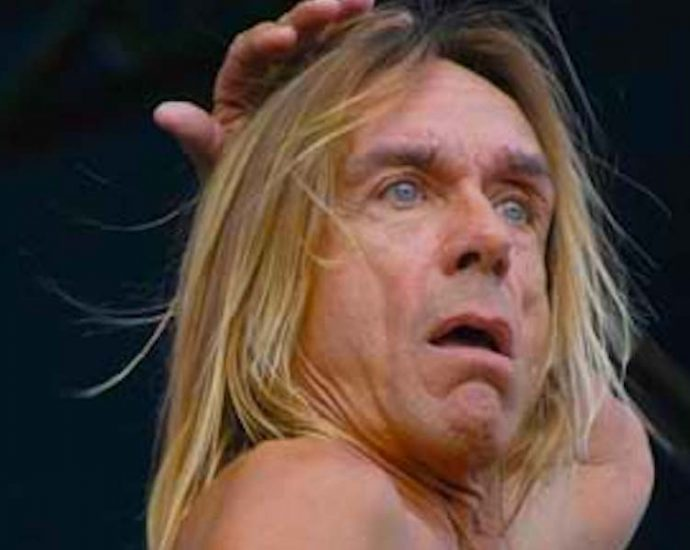 Iggy and the Stooges Live at Lollapalooza [GALLERY] 3