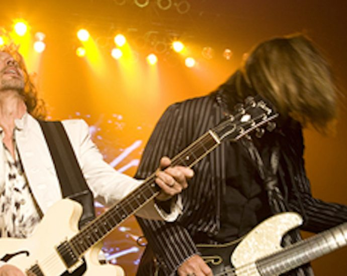 STYX Live at the Genesee Theatre