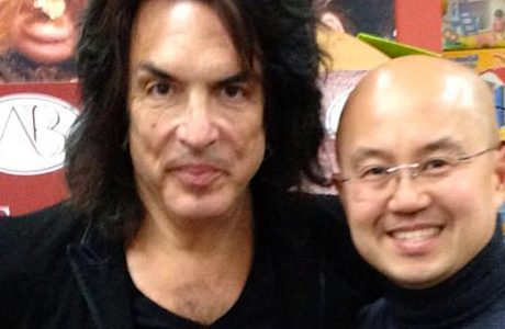 Paul Stanley Face The Music Appearance