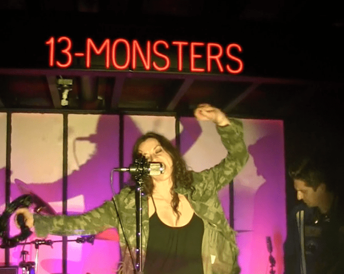 13-Monsters Live at Chicago Music Guide