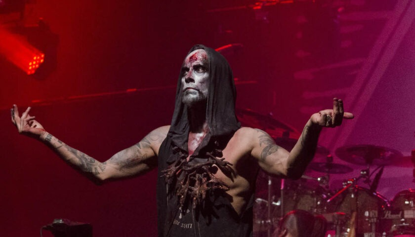 Behemoth Live at Thalia Hall