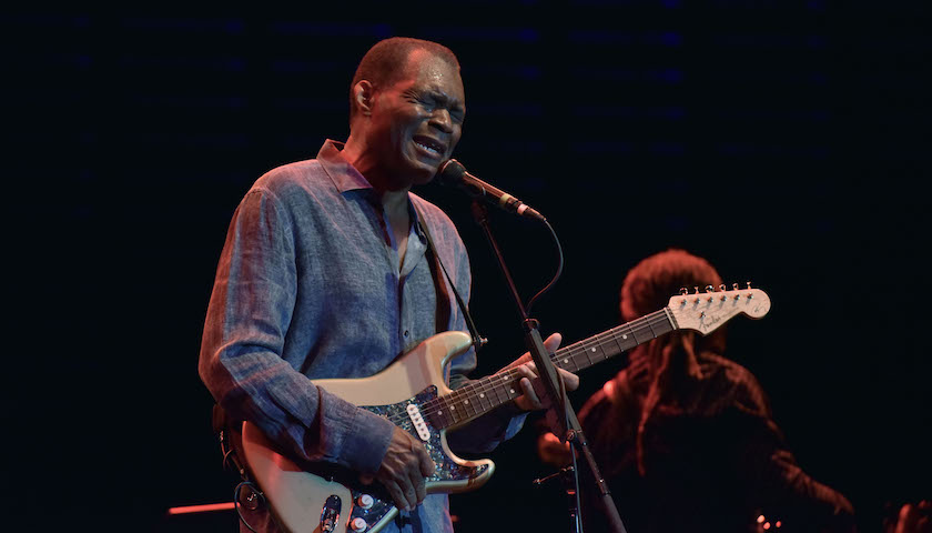 Robert Cray Band Live at Blues on the Fox 3