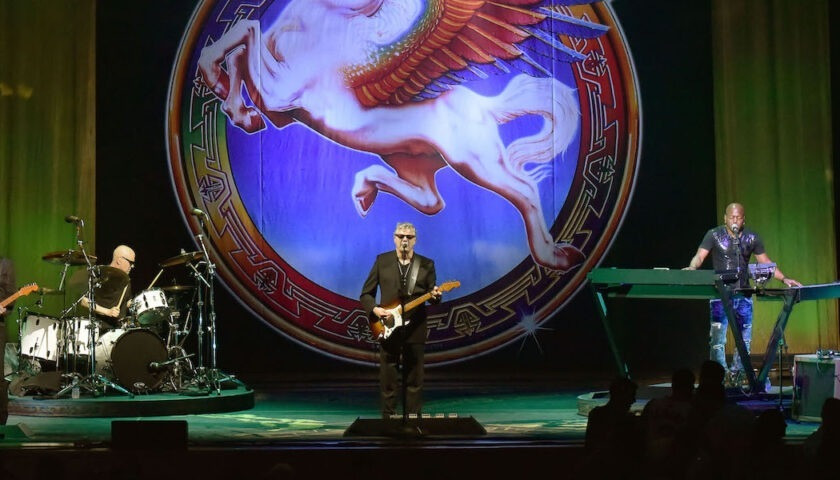 Steve Miller Band - Ravinia Festival - Highland Park, IL - 07/02/2016 - Photo © 2016 by: Roman Sobus
