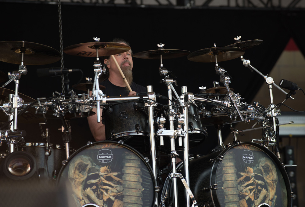 Lamb of God Live at Chicago Open Air [GALLERY] 11