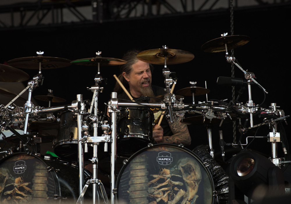 Lamb of God Live at Chicago Open Air [GALLERY] 4