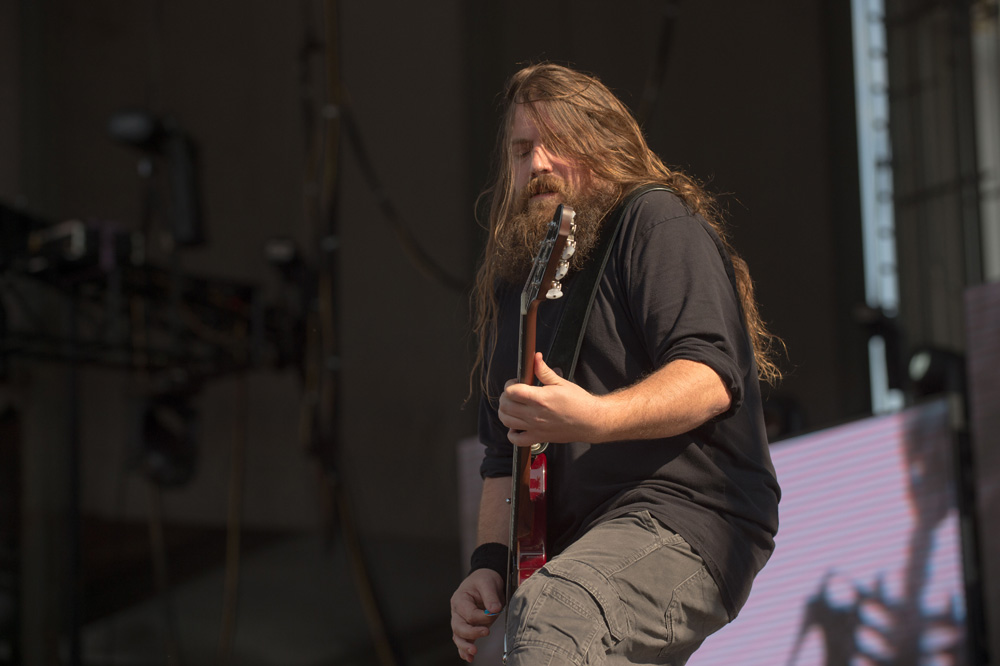 Lamb of God Live at Chicago Open Air [GALLERY] 2
