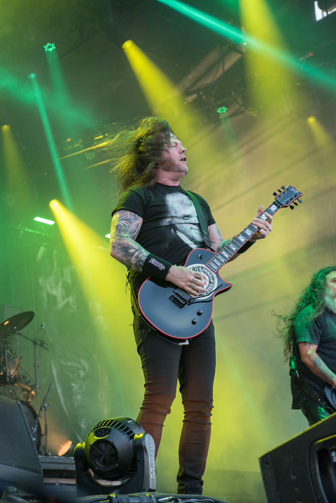 Slayer Live at Chicago Open Air [GALLERY] 13