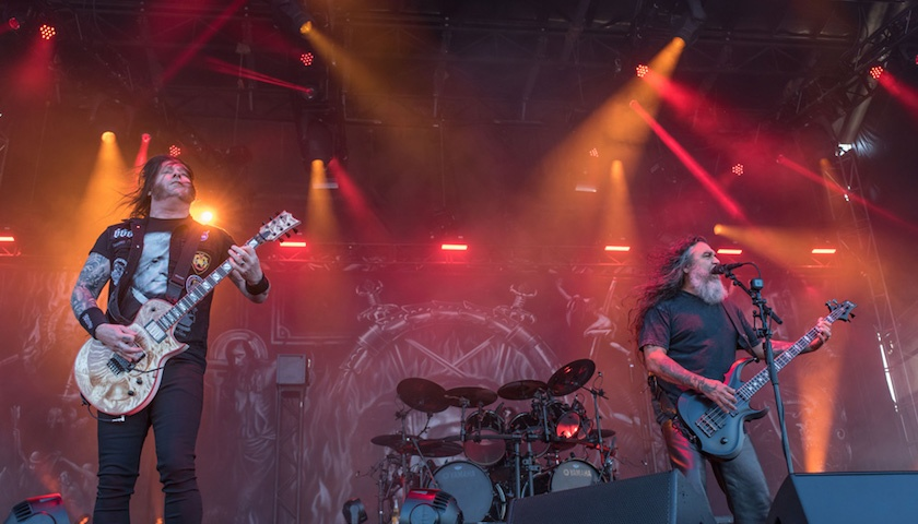 Megadeth Live at Hollywood Casino Amphitheatre [GALLERY] 23