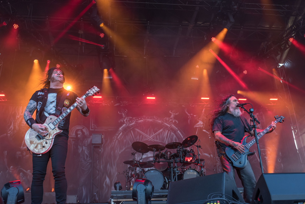 Slayer Live at Chicago Open Air [GALLERY] 5