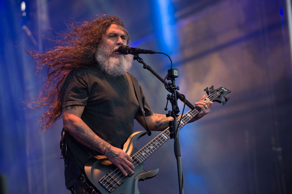 Slayer Live at Chicago Open Air [GALLERY] 8
