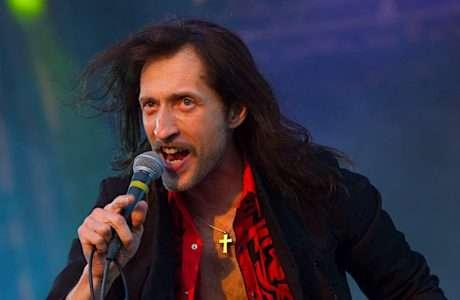 Gogol Bordello Live at Riot Fest