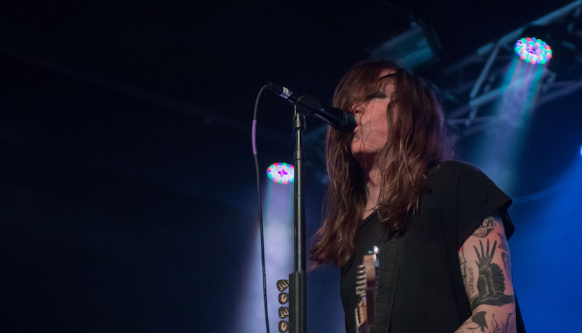 REVIEW - Against Me! Live at Concord Music Hall 2