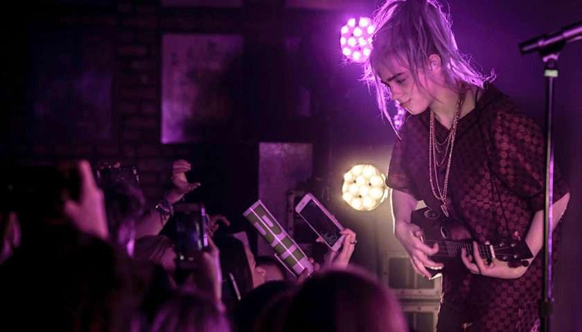 Billie Eilish - Lincoln Hall - Chicago, IL - 3/31/18 - Photo © 2018 by: Roman Sobus