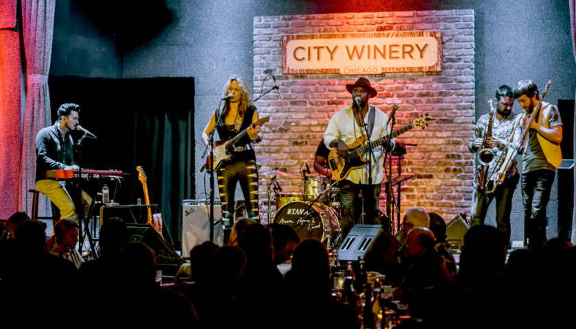 Ana Popovic Live at City Winery [GALLERY] 17