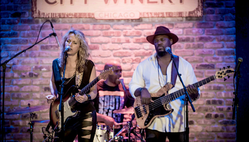 Ana Popovic Live at City Winery [GALLERY] 16