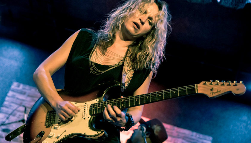 Ana Popovic Live at City Winery [GALLERY] 8