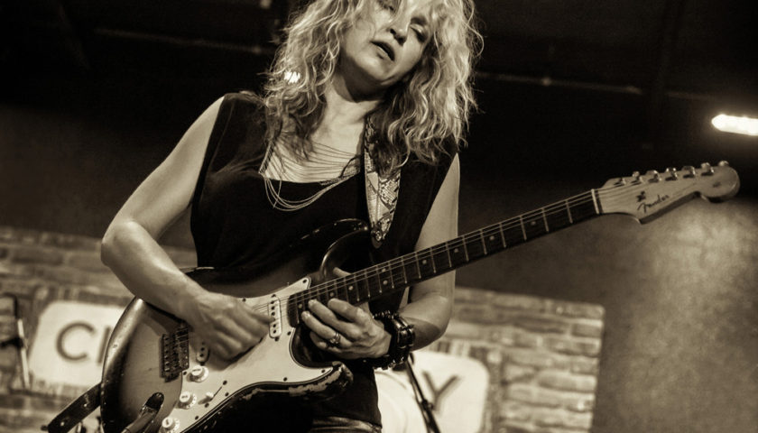 Ana Popovic Live at City Winery [GALLERY] 10