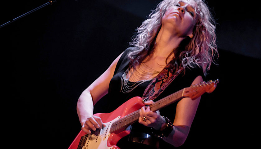 Ana Popovic Live at City Winery [GALLERY] 12