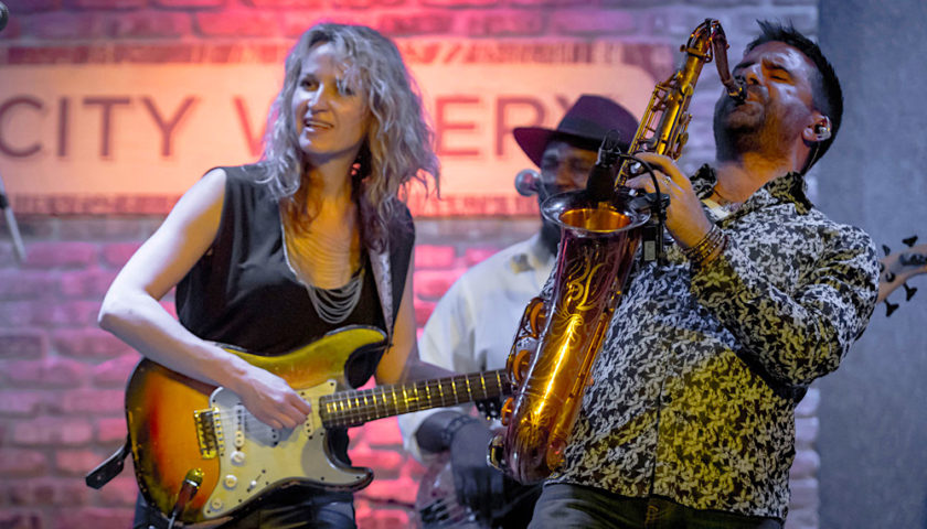 Ana Popovic Live at City Winery [GALLERY] 14