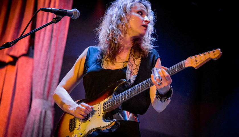 Ana Popovic Live at City Winery [GALLERY] 1