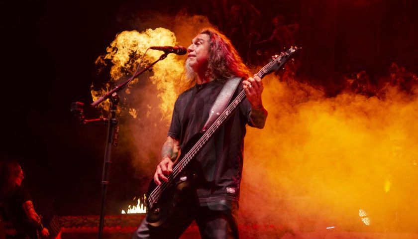 Slayer Live at Hollywood Casino Amphitheatre [GALLERY] 14
