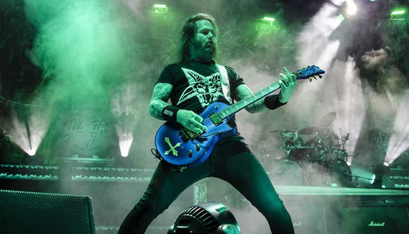 Slayer Live at Hollywood Casino Amphitheatre [GALLERY] 11