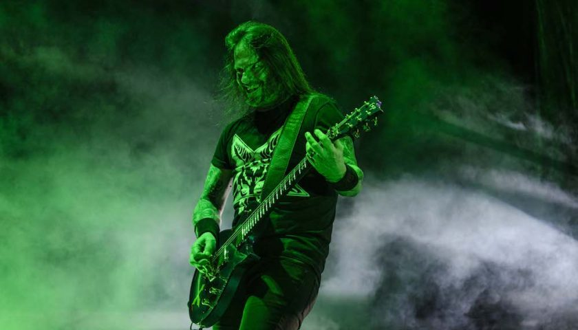 Slayer Live at Hollywood Casino Amphitheatre [GALLERY] 7
