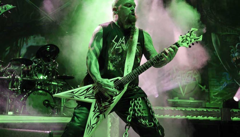 Slayer Live at Hollywood Casino Amphitheatre [GALLERY] 5
