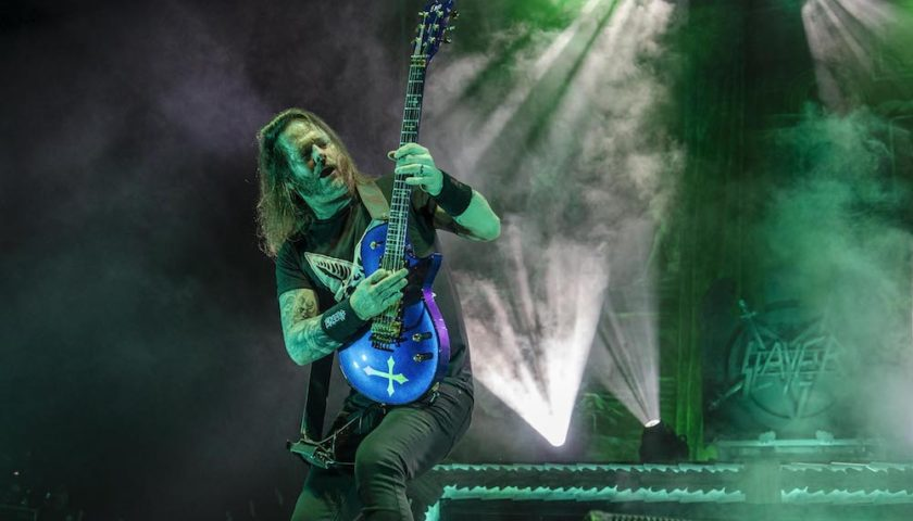 Slayer Live at Hollywood Casino Amphitheatre [GALLERY] 4