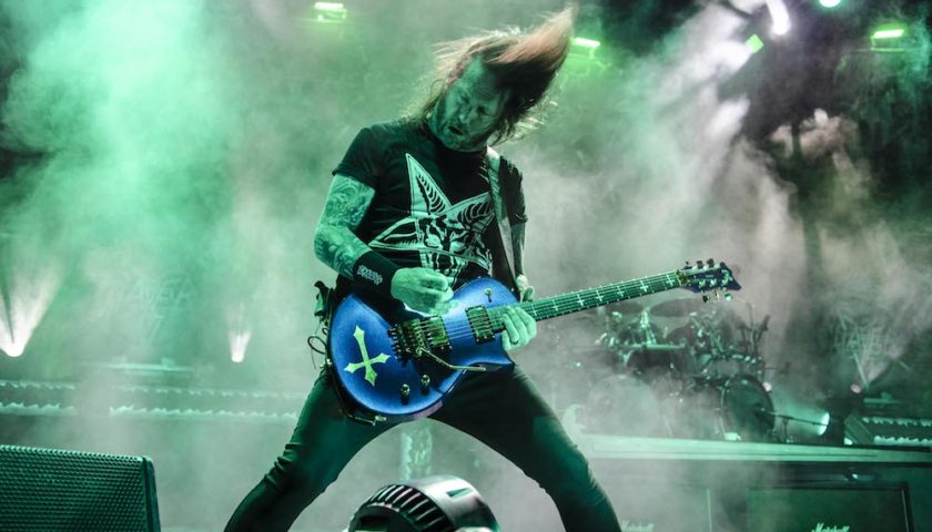 Slayer Live at Hollywood Casino Amphitheatre [GALLERY] 2