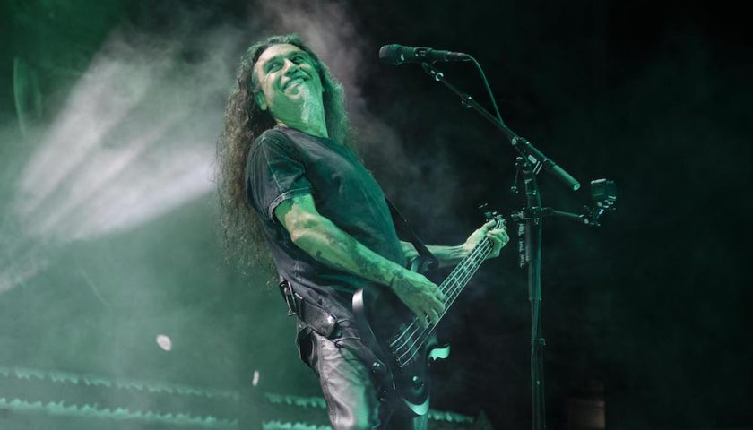 Slayer Live at Hollywood Casino Amphitheatre [GALLERY] 1