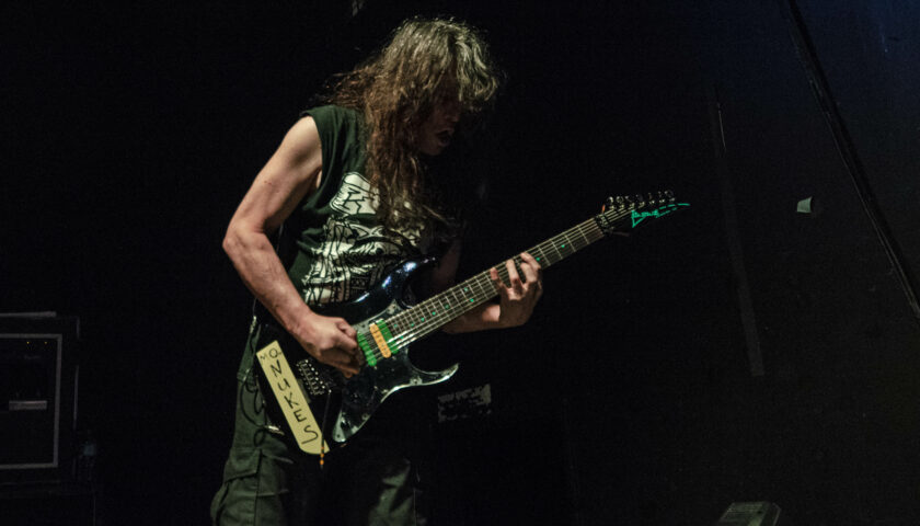 5 Intense Photos of Morbid Angel Live at the Forge [GALLERY] 3