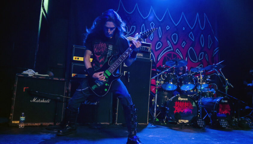 5 Intense Photos of Morbid Angel Live at the Forge [GALLERY] 4