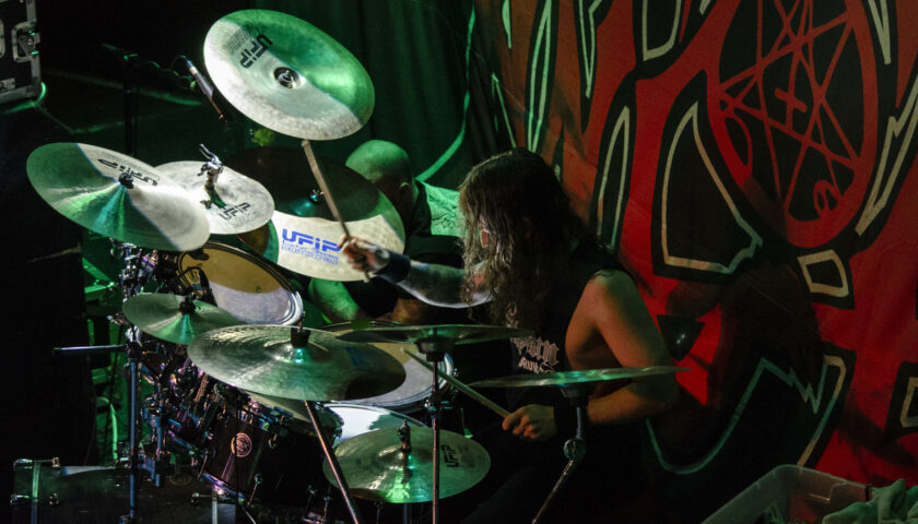 5 Intense Photos of Morbid Angel Live at the Forge [GALLERY] 2