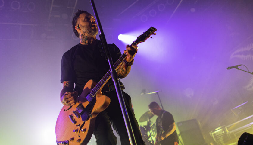 Blue October - House of Blues - Chicago, IL - 11/9/19 - Photo © 2019 by: Terry Trippany