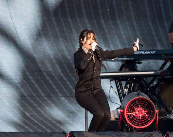 Camila Cabello Live at Soldier Field