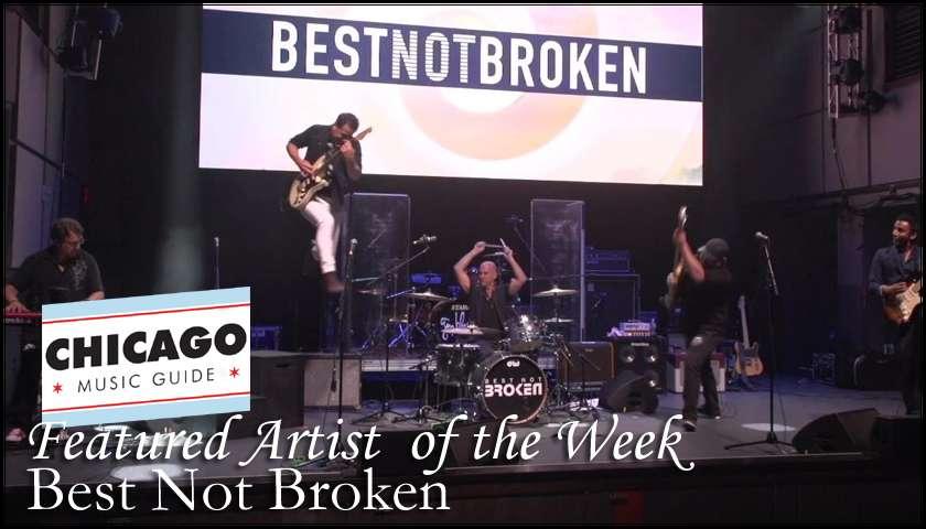 FEATURED ARTIST - Best Not Broken 1