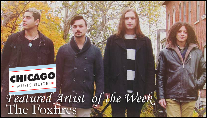 FEATURED ARTIST - The Foxfires 2