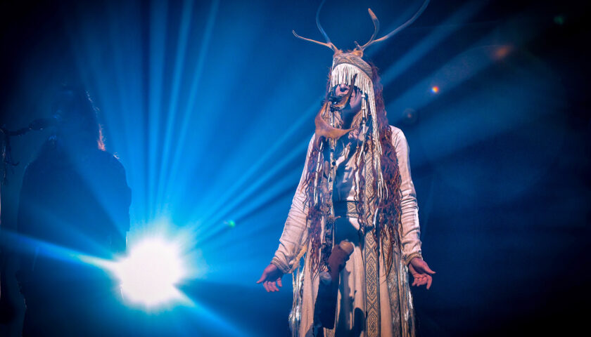 Heilung - Riviera Theatre - Chicago, IL - 1/20/20 - Photo © 2020 by: Roman Sobus