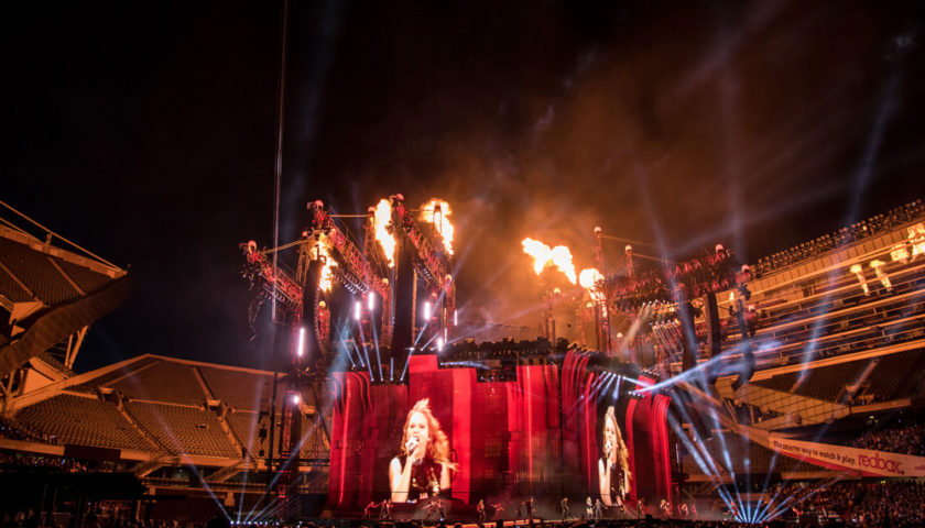Taylor Swift Reputation Stadium Tour Review 1
