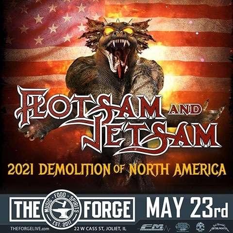 Flotsam and Jetsam Forge