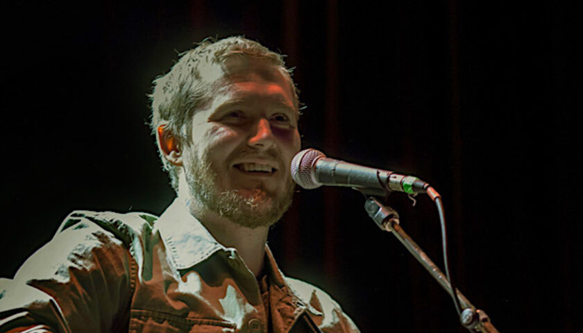 Brian Fallon Live at Park West