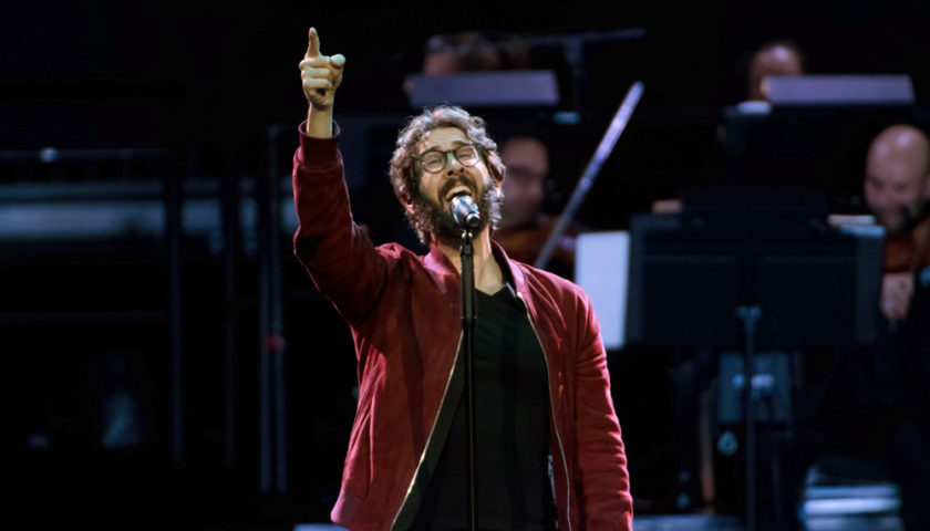 Josh Groban - United Center - Chicago, IL - 11/6/18 - Photo © 2018 by: Roman Sobus