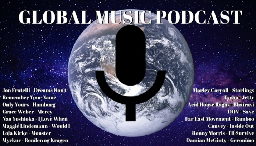 Global Music Podcast 05