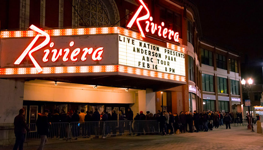 Anderson Paak Live at the Riviera Theatre 15
