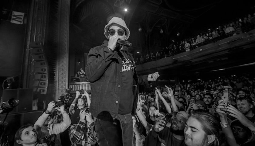 Anderson Paak Live at the Riviera Theatre 11