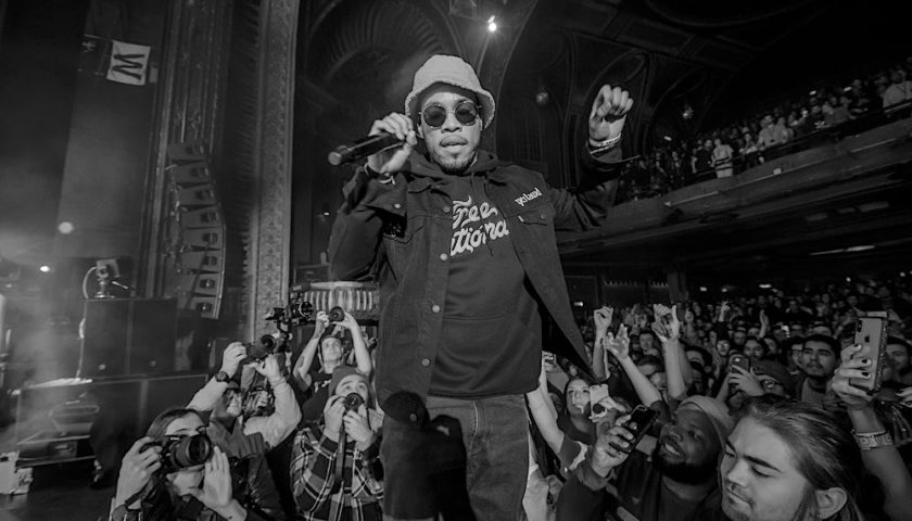 Anderson Paak Live at the Riviera Theatre 3