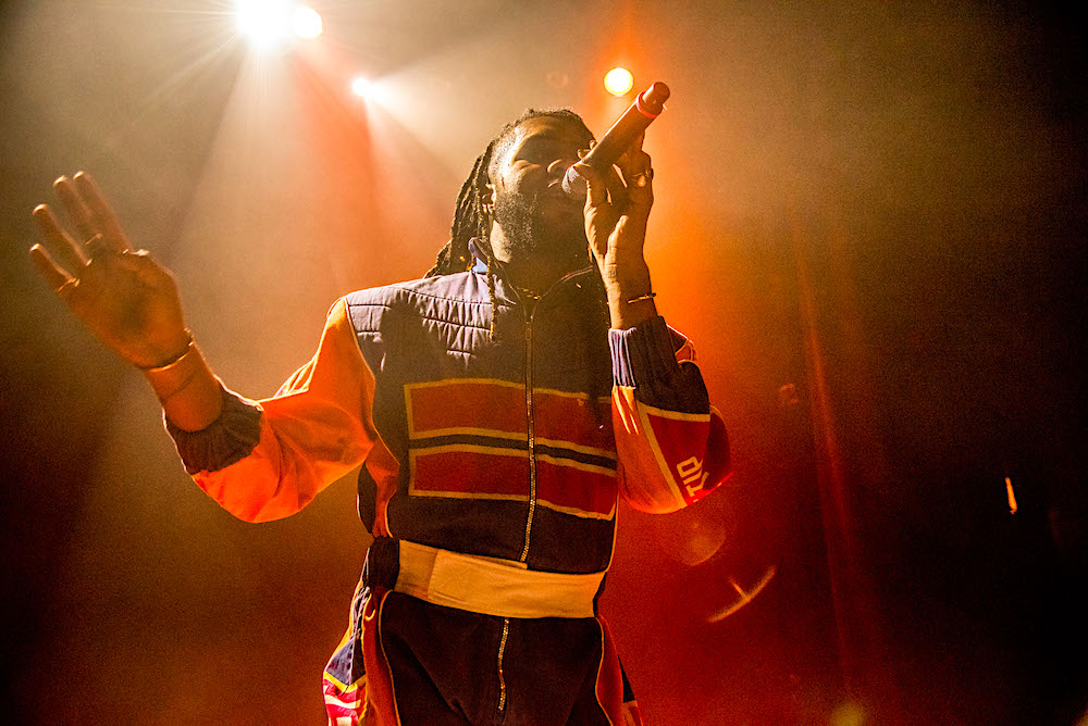 REVIEW: MNEK Live at Lincoln Hall 1